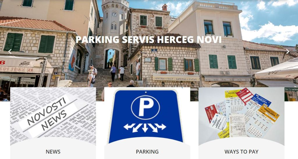 parking servis sajt